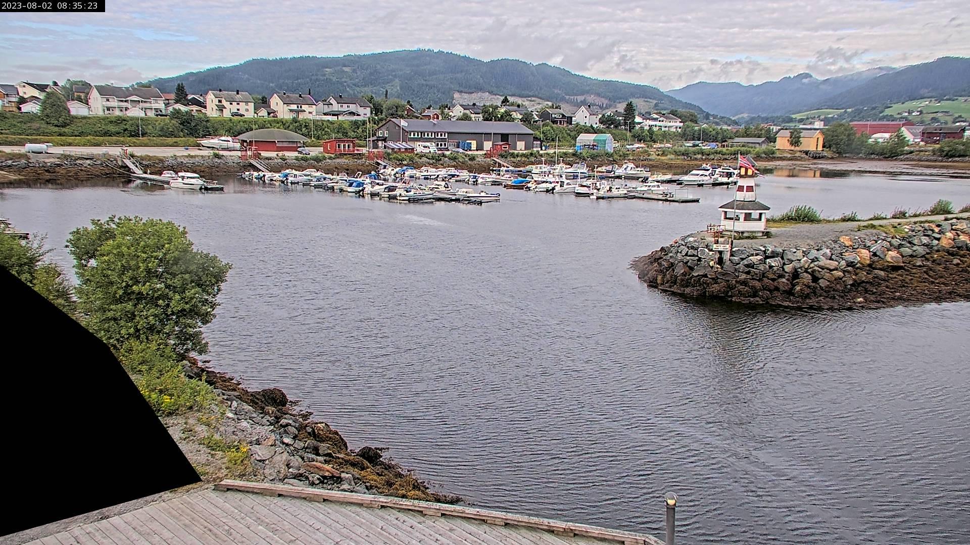 Orkanger - Terna harbour (01)