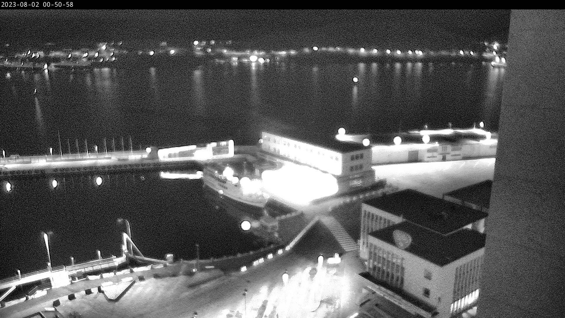 Ålesund - port; sud; terminal passager