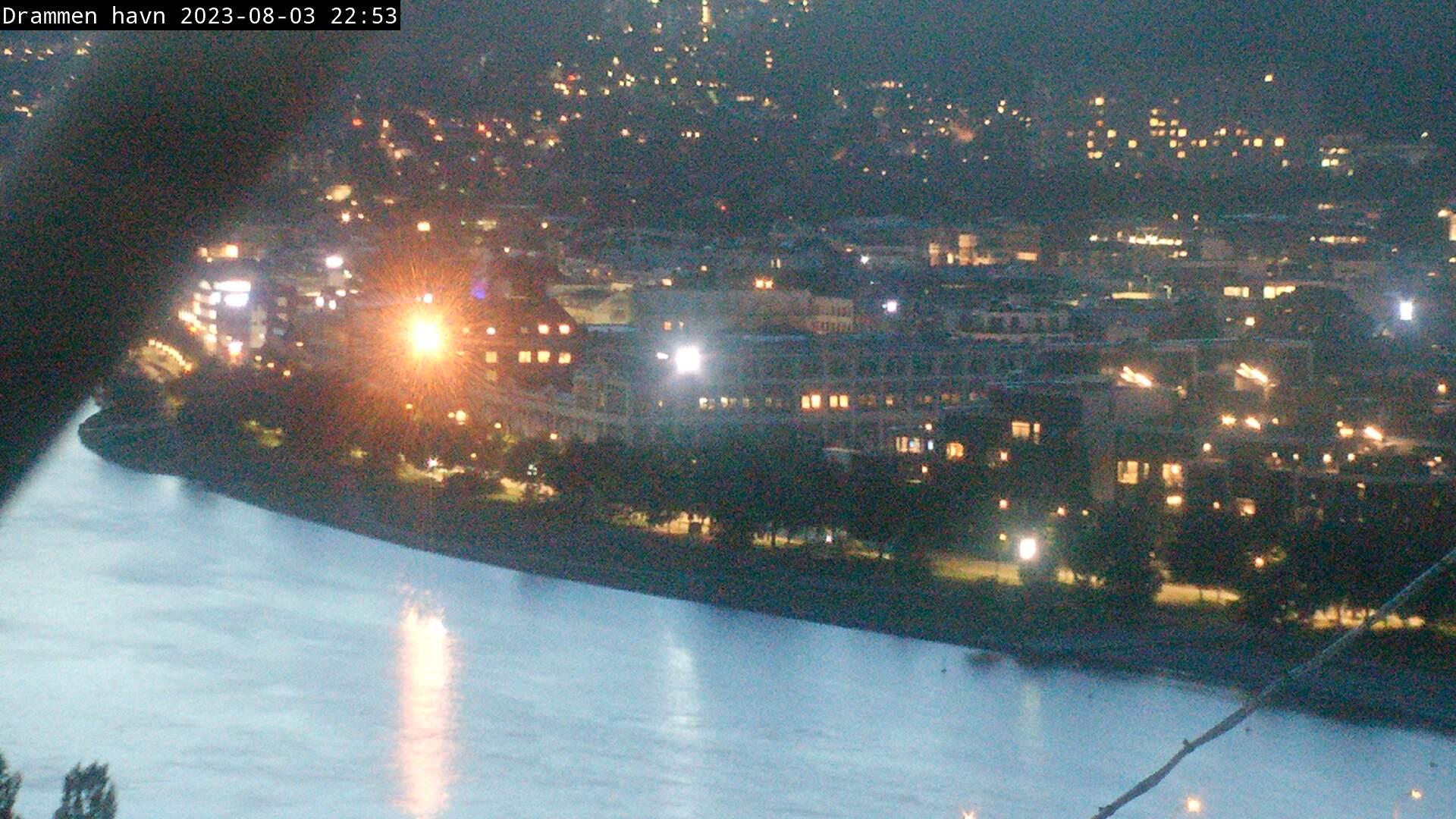 Webcam Drammen, Drammen, Buskerud, Norwegen
