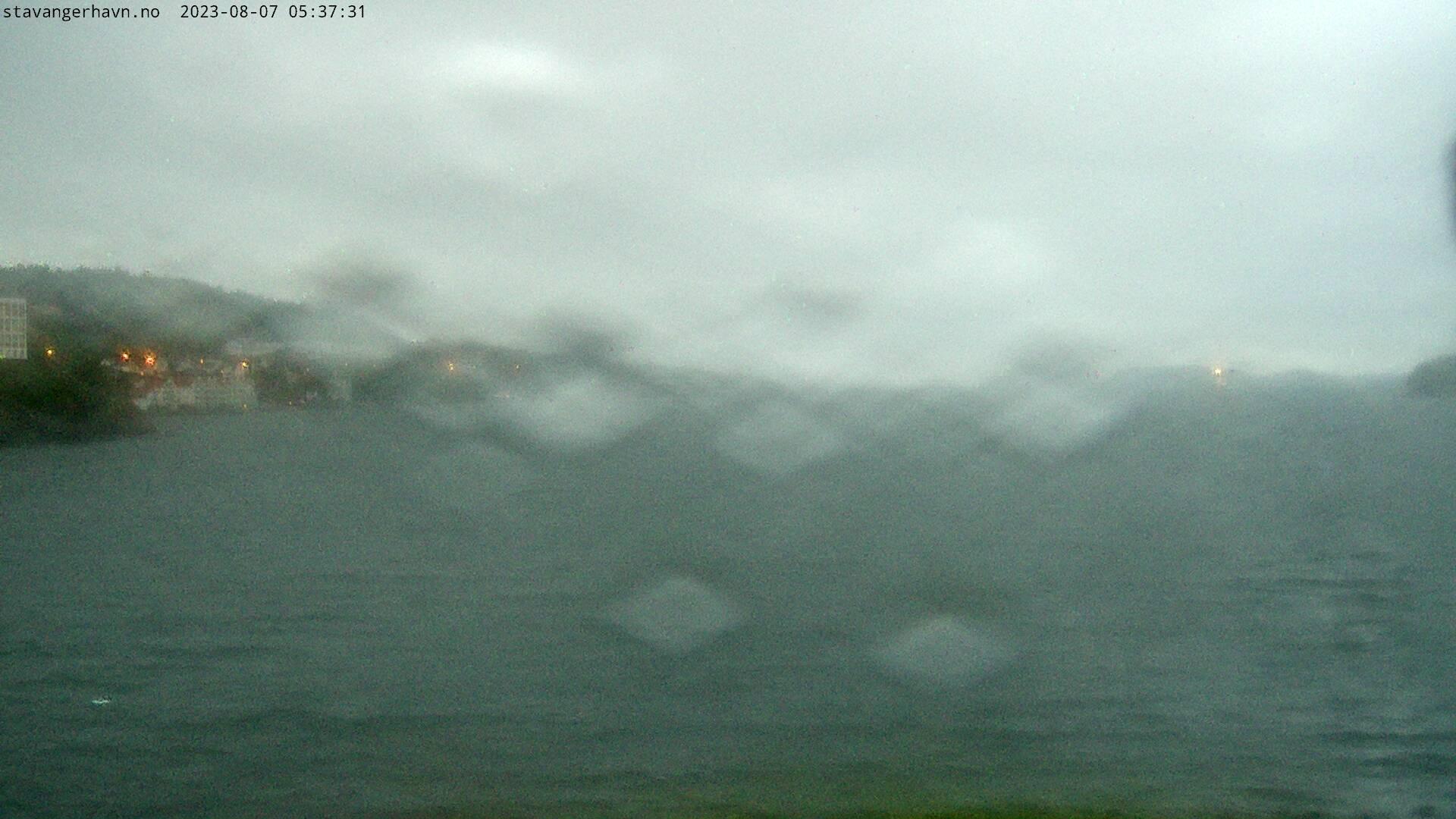 Bildet vises fra Tjuvholmen mot nord og oppdateres hvert 5. minutt