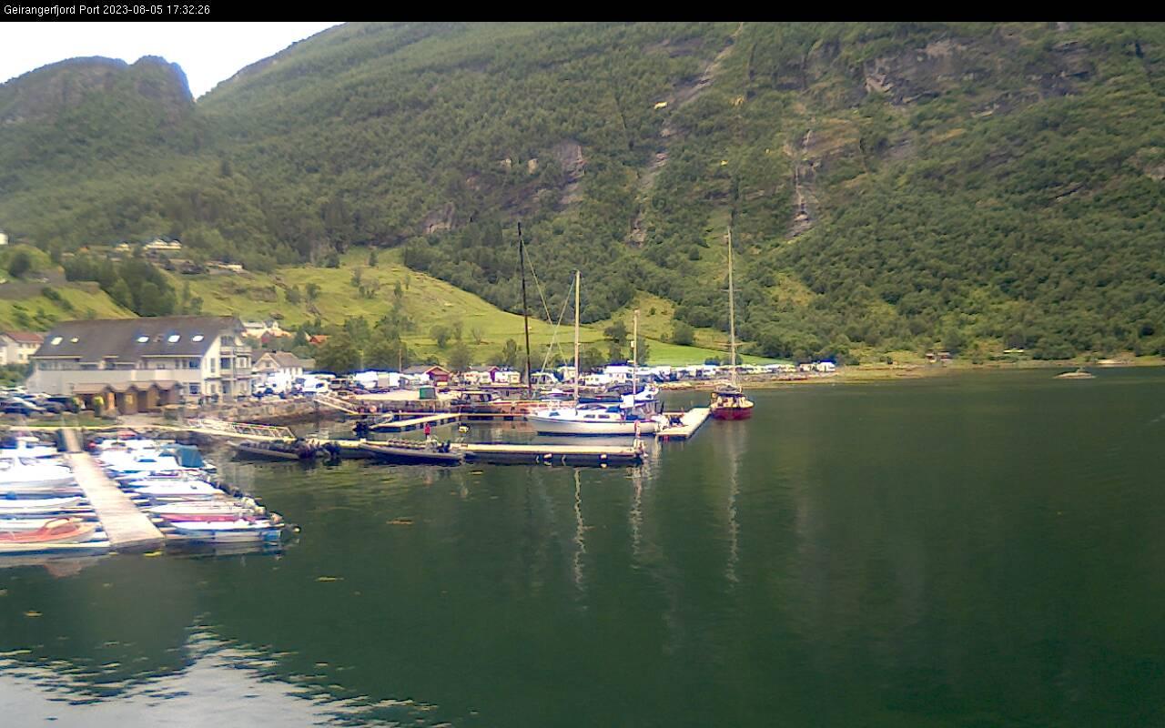 Harbour Camera